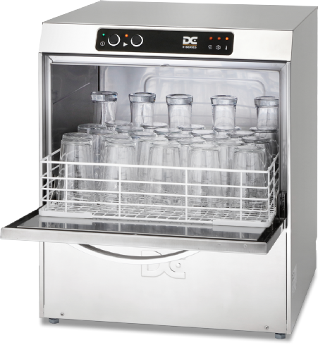 DC SG50 IS Glasswasher Integral Water softener